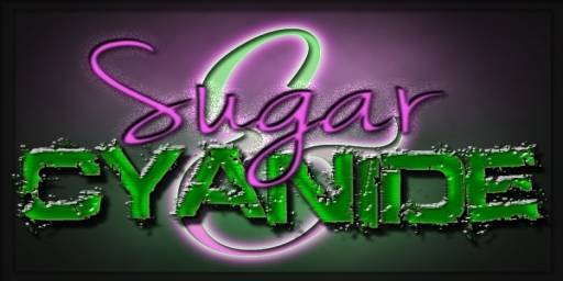 .Sugar & Cyanide. NEW logo - Final