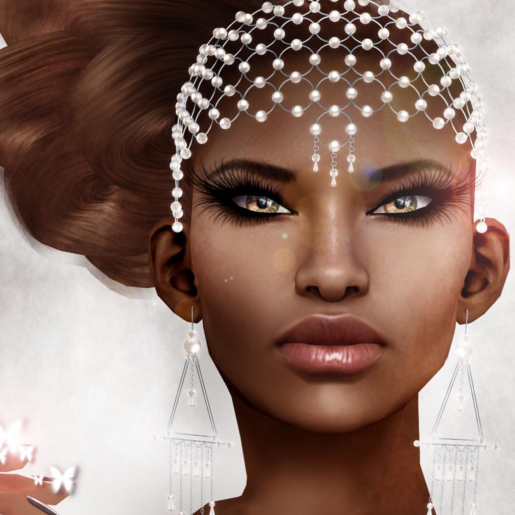 Zivaah Resident – Miss Metaverse – Curacao 2013