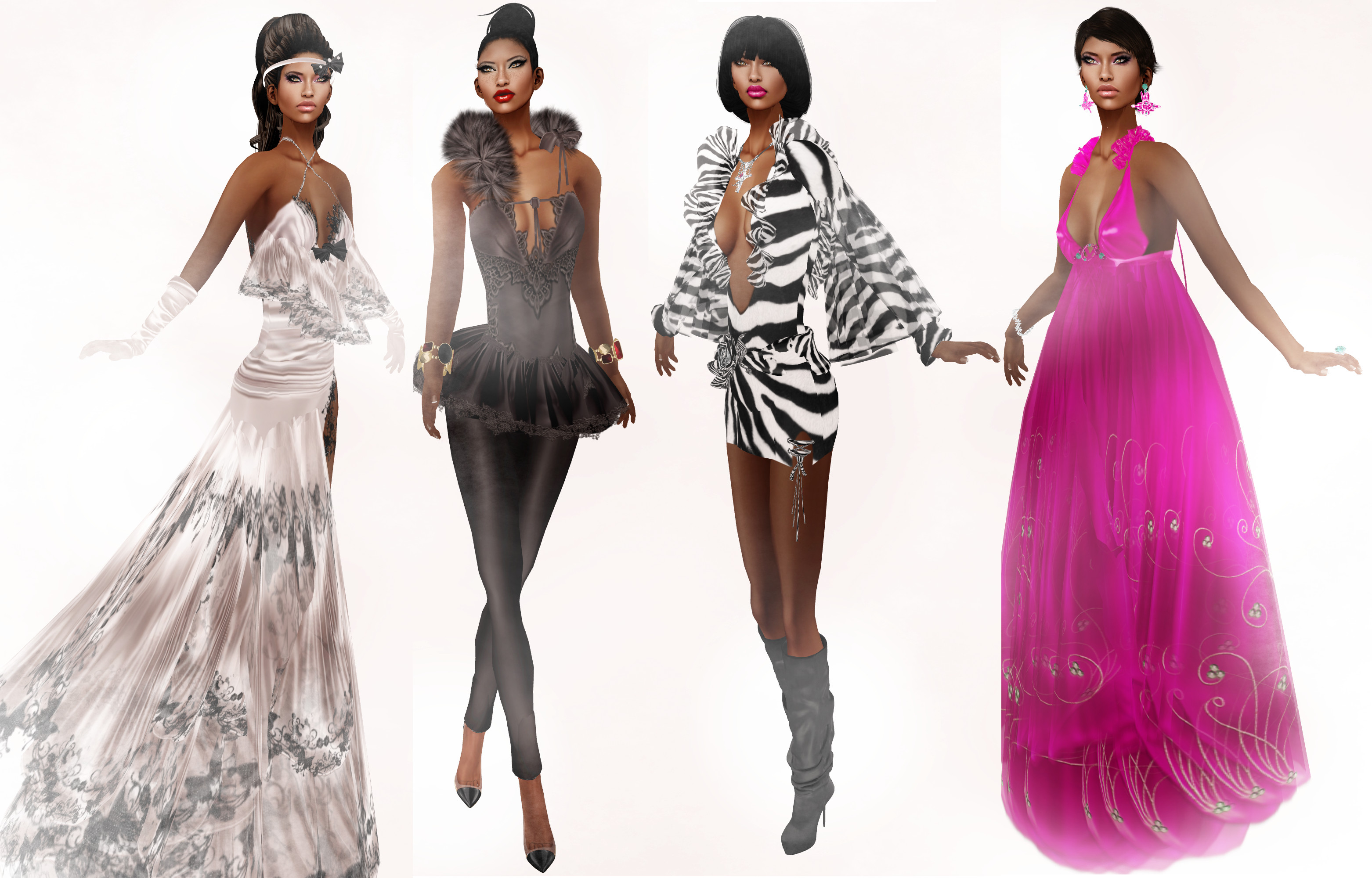We Are The World Haute Selection