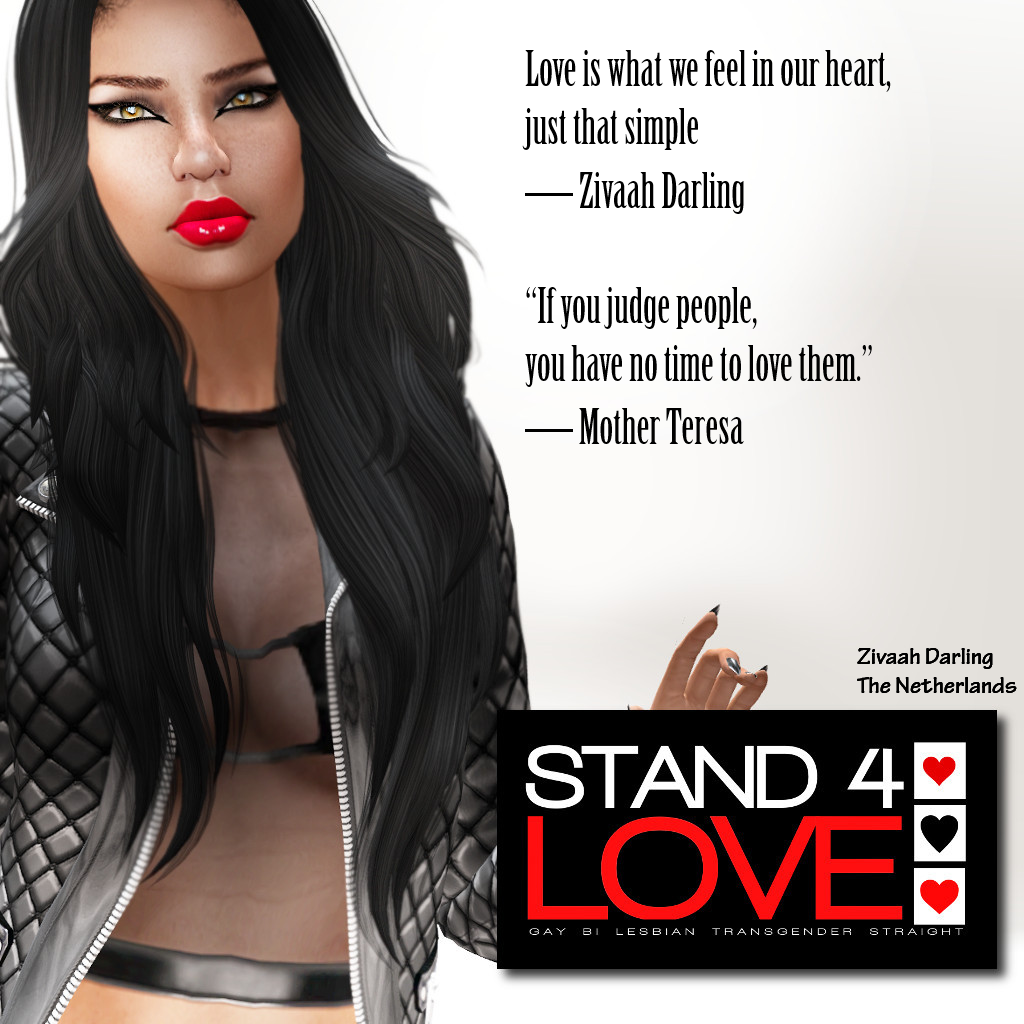 Stand4love zivaahdarling