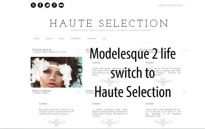 haute selection